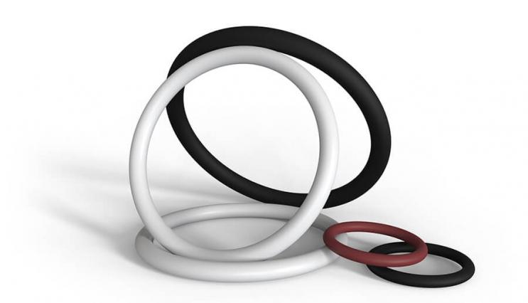Кільця ущільнювальні круглого перерізу - 1