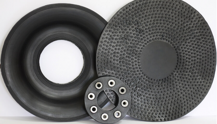 Fabricated rubber products - 1