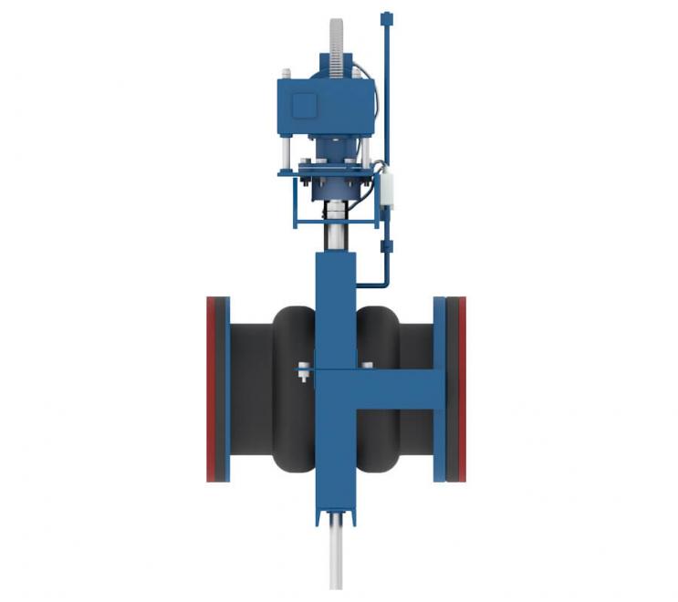 Перетискний пристрій із електроприводом - 4