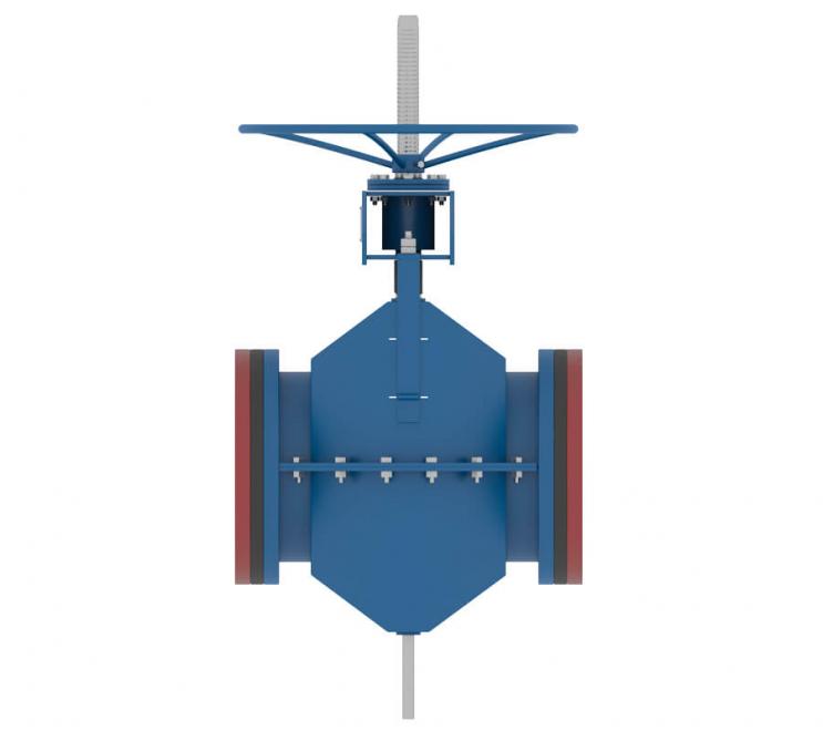 Перетискний пристрій з ручним керуванням - 3